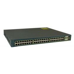 CISCO used Catalyst C3548-XL, Switch, 48 ports